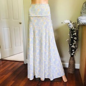 NWT LuLaRoe Women's Maxi Skirt Size XS